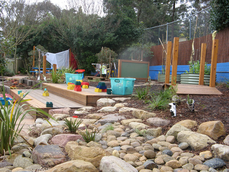 Waverley Child Care Tessa Rose Playspace And Landscape
